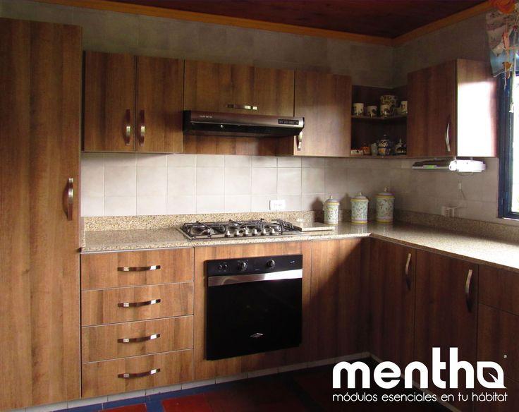 #CocinasManizales #Kitchen #Colombia #CocinasMentha #Architecture #InteriorDesign