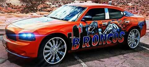 Denver Broncos Charger