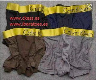 Calzoncillos Calvin Klein Baratos, 31% De Descuento En Venta Boxer Calvin Klein Ropa Interior: Compra moda ropa hombre - Negro Calvin Klein Under...