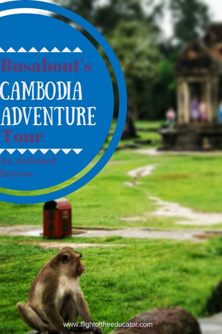 Cambodia is amazing, but if you're worried about going by yourself... take a tour!