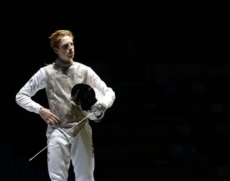 Dwight School Alumnus, Race Imboden, Named to USA Olympic Fencing Team