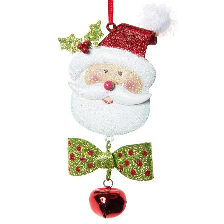 Decorazione da appendere Babbo Natale TRADITION