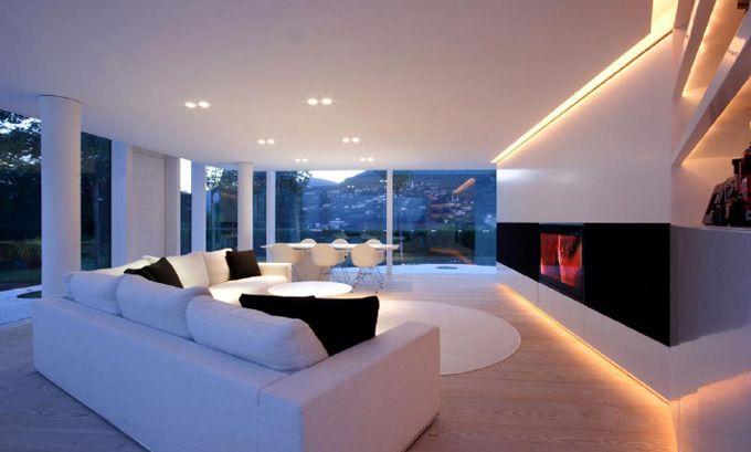 Lake Lugano House, Switzerland