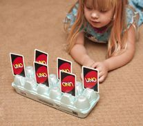 card holder for little hands. this is awesome