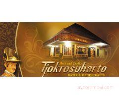Tjokrosuharto Arts & Craft #ayopromosi #gratis http://www.ayopromosi.com