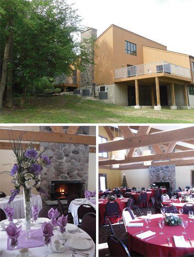 Chicago Wedding Venue Barbara Belding Lodge St Charles Il