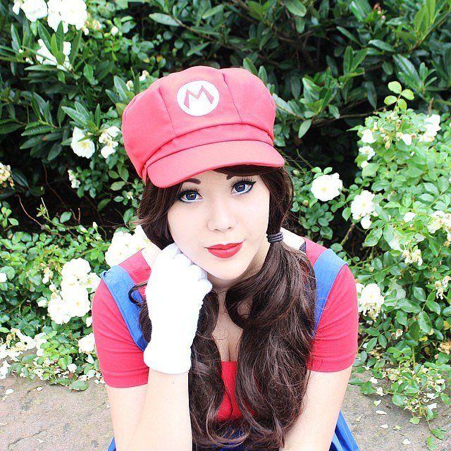 Mario From Super Mario Bros. costume