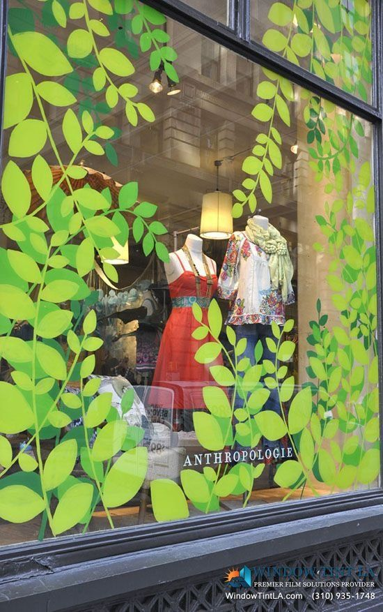 CLICK HERE for creative solutions on enhancing the appearance of your retail store and office.