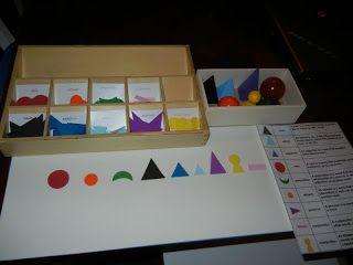 """Making Montessori Ours"": Make Montessori Grammar symbols"