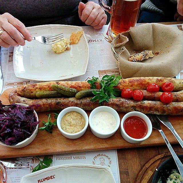 #Kumpel #Lviv #KumpelGroup #food #lwow #beer #foodporn