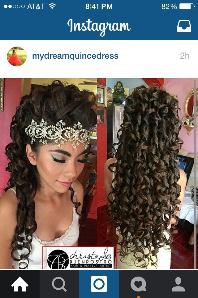 Best 25+ Quince hairstyles ideas on Pinterest | Curly ...