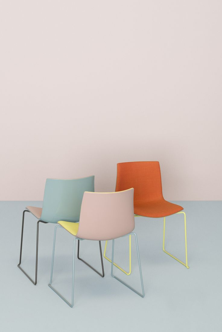 Arper celebrates the enduring potential of the Catifa family taking the bicolor customizations to a new level of contrast and curation. New for 2016, #catifa46 will be available in an updated range of a soft yet complex palette: rosé, petrol, yellow, ivory and smoke.