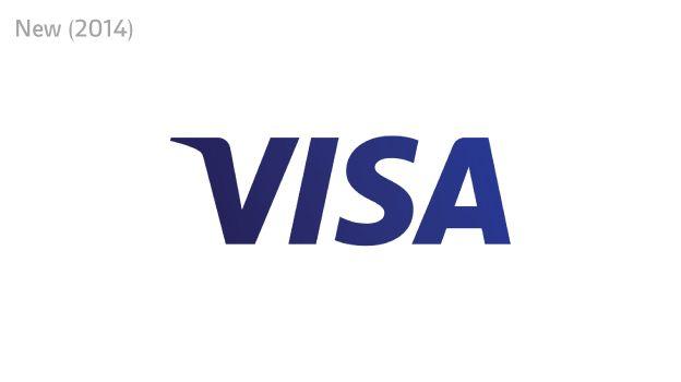Visa New Logo (2014)