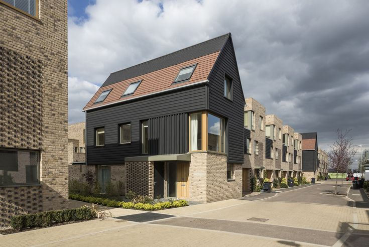 Gallery of Abode at Great Kneighton / Proctor and Matthews Architects - 2