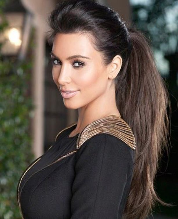 Girl crush en inspiratie: Kim Kardashian | Mascha's Beautyblog - Beautygloss.nl
