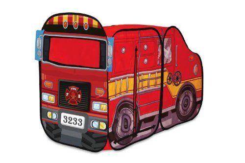 Playhut Fire Engine PlayHut