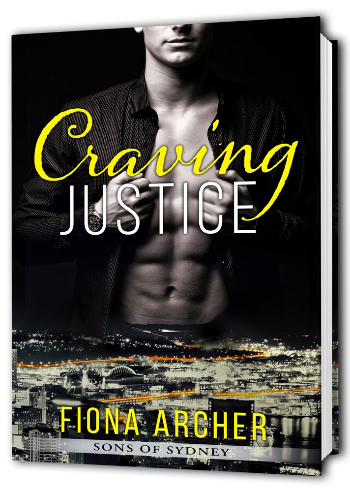 Cover for CRAVING JUSTICE - Seth and Harper's story.  Amazon US: http://amzn.to/21FW6Lg