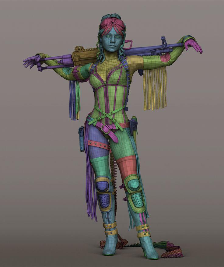Will Harbottle - Digital Sculpt Thread - Page 13