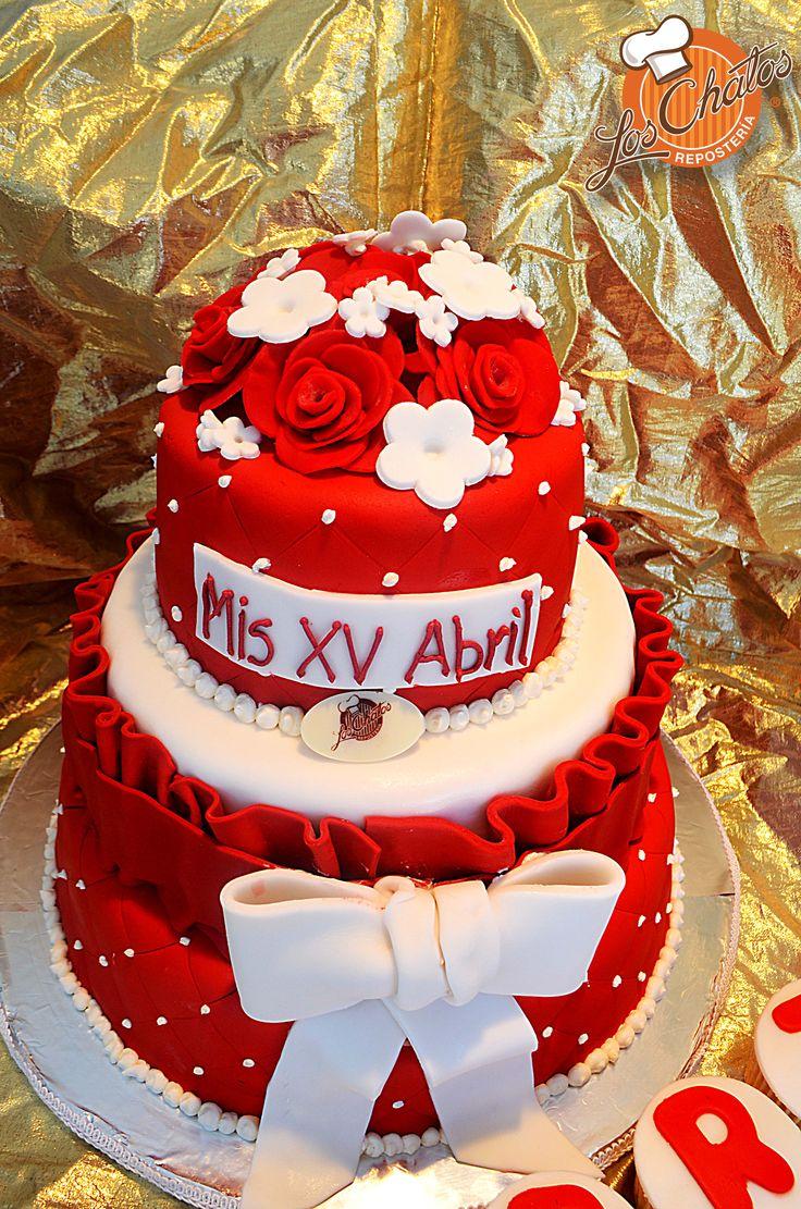 Pastel De Xv A 241 Os Pasteles Cake Puertovallarta