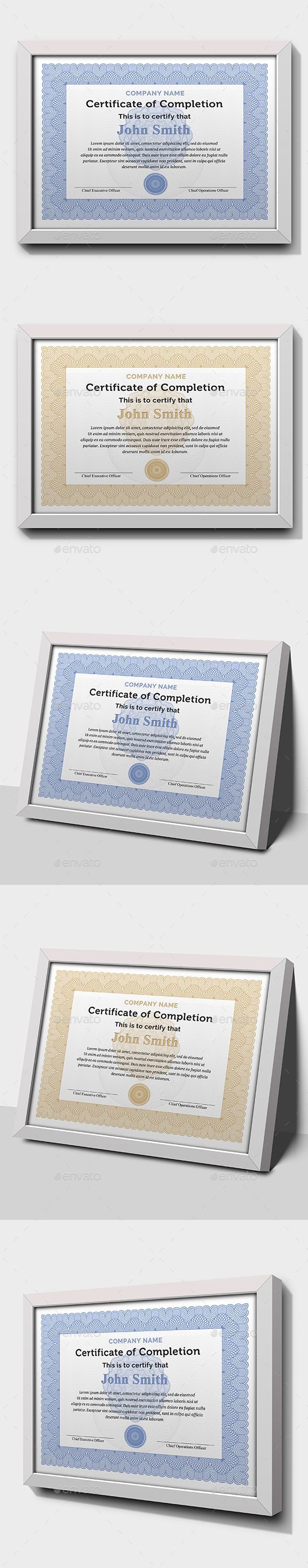 Multipurpose Certificate - Certificate Template PSD. Download here: http://graphicriver.net/item/multipurpose-certificate/14442743?s_rank=68&ref=yinkira