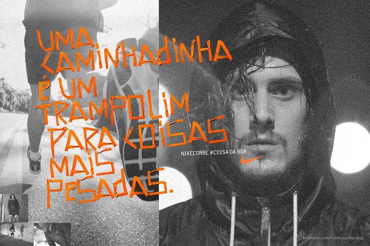 #COISADABOA | Nike | Print | F/Nazca Saatchi & Saatchi
