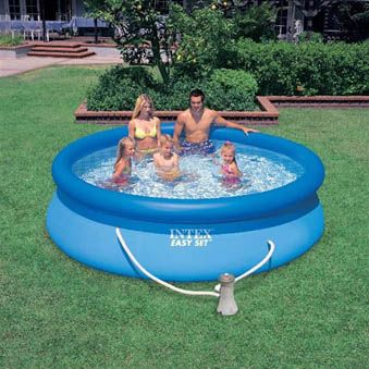 1000 Ideas About Intex Swimming Pool On Pinterest Ground Pools Above Ground Pool And Intex