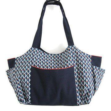 Télécharger Tutoriel du sac Emma - Patrons et tutoriels de couture tout de suite…