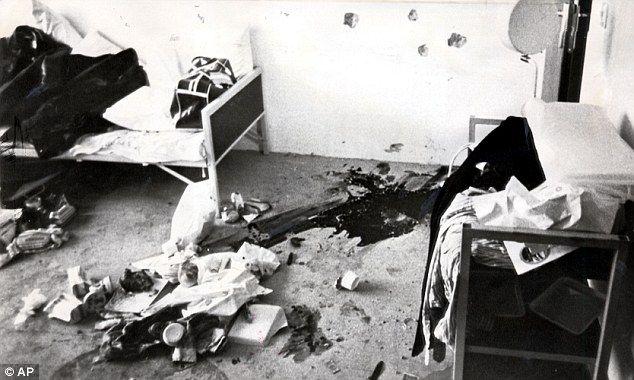 The Munich Olympics 1972 Massacre