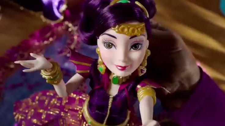 17 Best Images About Descendants Genie In A Bottle On