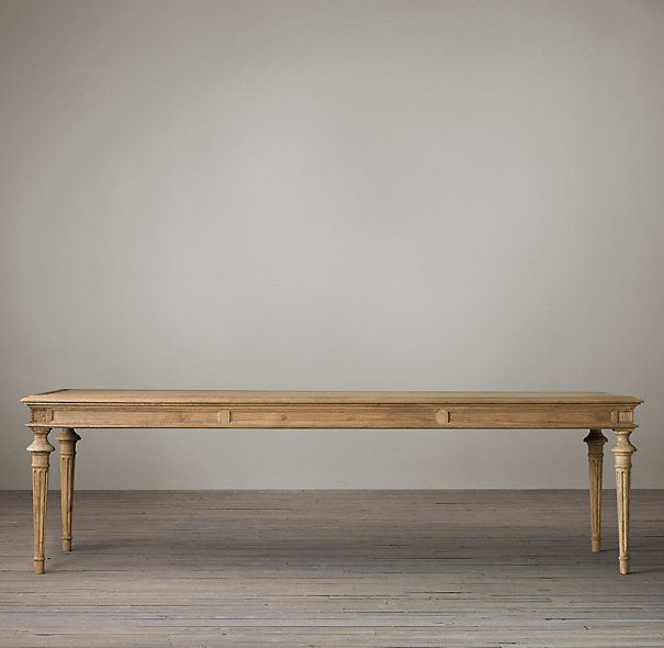 French Partners Dining Tables