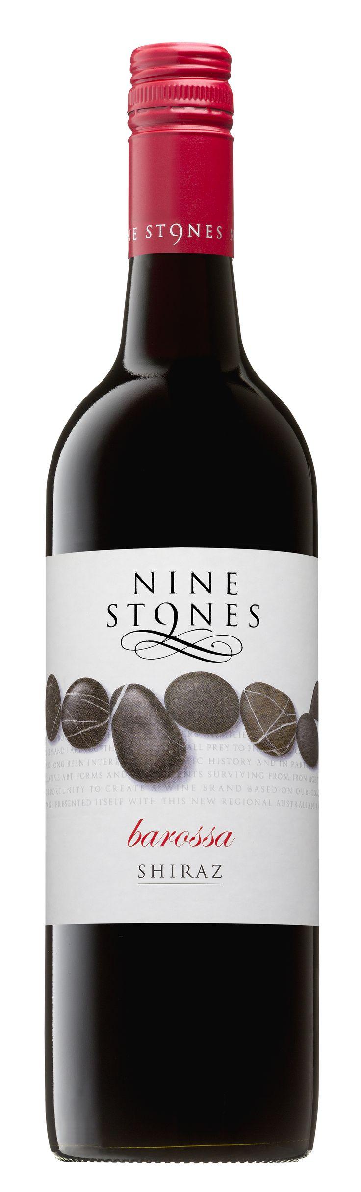 #NineStones Barossa Shiraz - #Calabria Family Wines - Australia