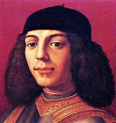 ROYALS,  REDHEADS AND DÜRER PART III-Piero the Gouty Medici http://wp.me/p2M3K7-xq www.albrechtdurerblog.com