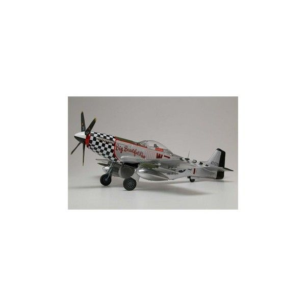 Airfix - North American Mustang P-51D - 1:24