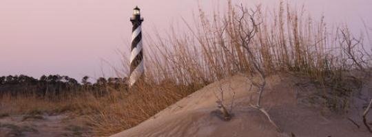 Cape Hatteras Lighthouse - one of the many sites of our wonderful Outer Banks!