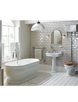 Heritage New Victoria Traditional Bathroom Suite - 1
