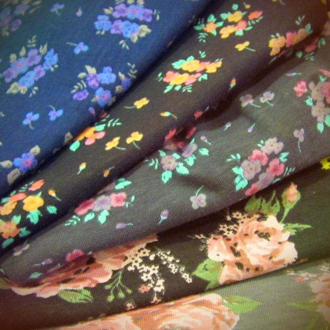 Calzas flor