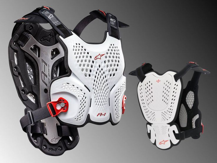 Colete protetor ultra-leve e cómodo que oferece elevados níveis de proteção à parte superior do corpo