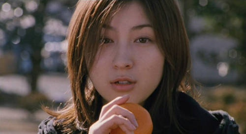 "Ryoko Hirosue  from movie ""Collage of our life"""