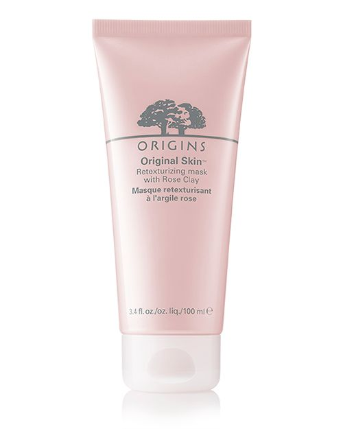 Origins Original Skin (£23). I'd normally steer clear of anything with a clay texture – almost always drying – but this is exceptional. It's a two-phase mask that sits on the skin for 10 minutes, then is massaged off like a scrub. It smooths, softens and is particularly good if you have the enlarged pores and combination skin so common in middle age and menopause.