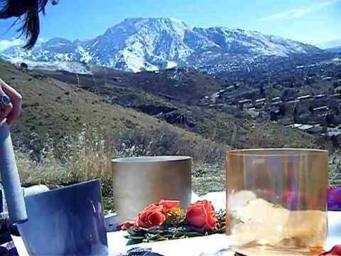 I hiked into the Wasatch Range to offer a Prayer Bundle Ceremony, a Despacho that originates in the Andes Mountains in Peru.    For more information and to sign up for my Wilderness Wisdom Journeys Newsletter visit my website http://www.Jaclyn-O.com