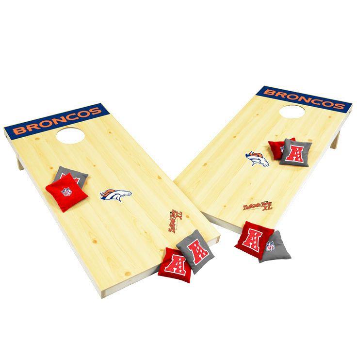 Wild Sports Denver Broncos XL Cornhole Tailgate Toss - $159.99