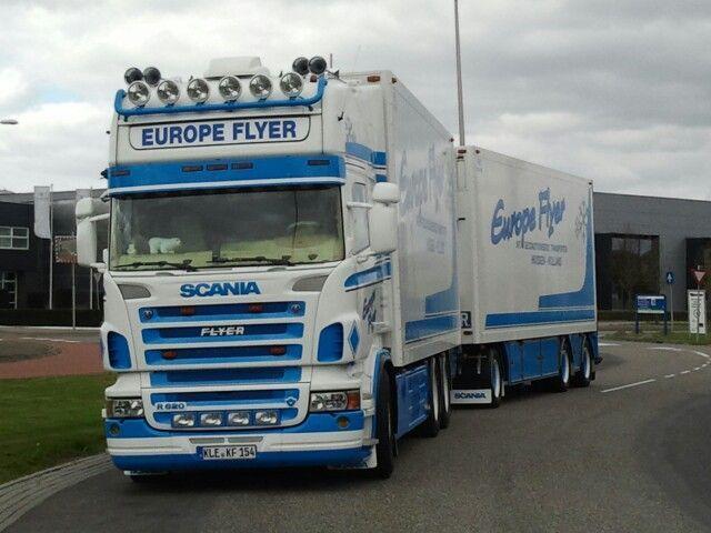 Célèbre 145 best Scania V8 images on Pinterest | Big trucks, Biggest truck  KN17