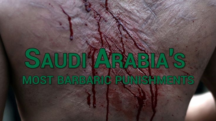 From flogging to eye-gouging, IBTimes UK looks at some of the cruelest punishments in Saudi Arabia. Around 100 people are beheaded in Saudi Arabia every year, with the country beheading nearly twice as many people as Isis so far in 2015.