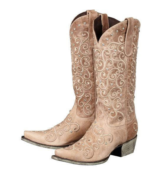 Lane Willow Women's Cowboy Boots