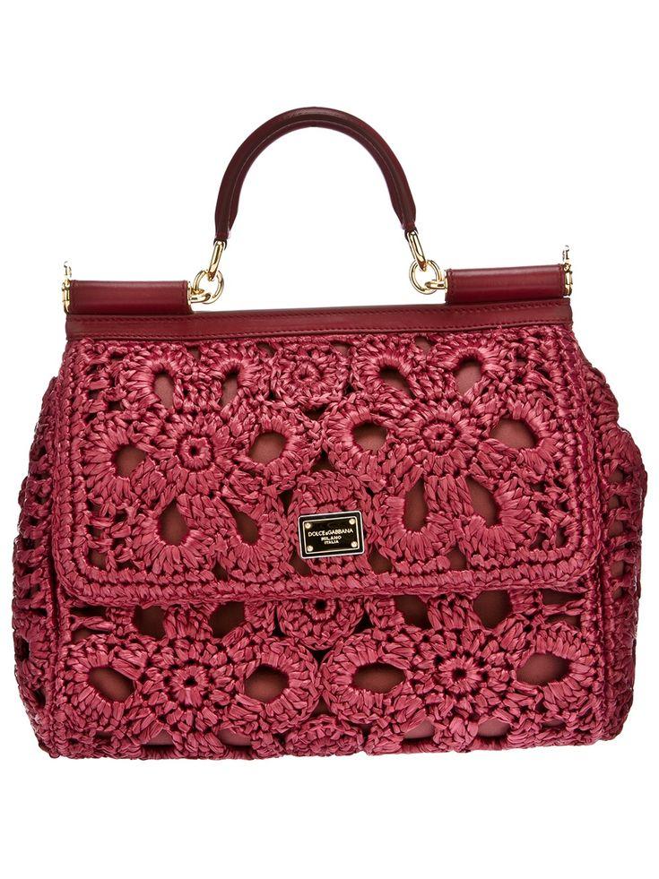Dolce & Gabbana Bolsa Vermelha. - Spinnaker 141 - Farfetch.com.br