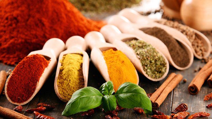 Kryddorna som förlänger livet