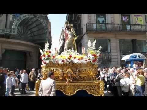 ▶ Barcelona Easter - Semana Santa - YouTube