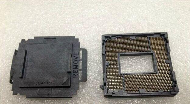 LGA 1151 LGA1151 Motherboard Repair Soldering BGA Replacement CPU Socket with Tin Balls for Skylake Series