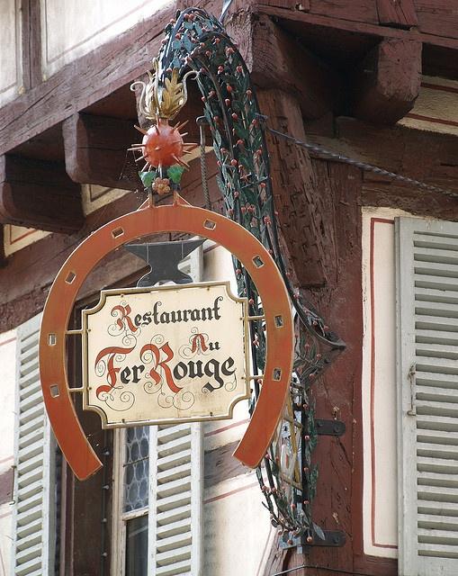 Colmar flickr photo sharing hautvillers et for Restaurant la maison rouge colmar