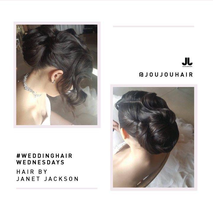 Bridal Hair | JouJou Hair Studio